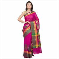 Ladies Banarasi Weawing Designer saree
