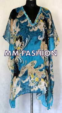 CASUAL BEACHWEAR KAFTAN