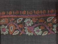 Hand Embroidered Fine Shawl