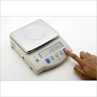 Silver Weighing Scale