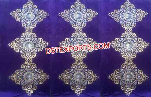 Indian Wedding Mehndi Backdrop