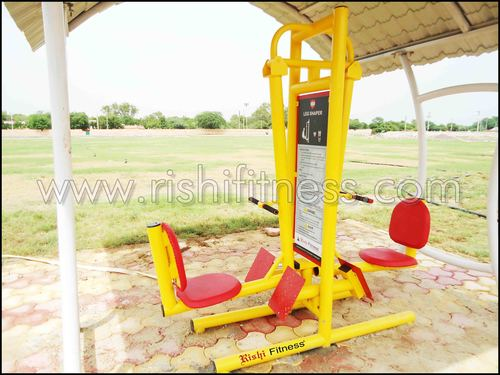 Leg Shaper Outdoor Machine
