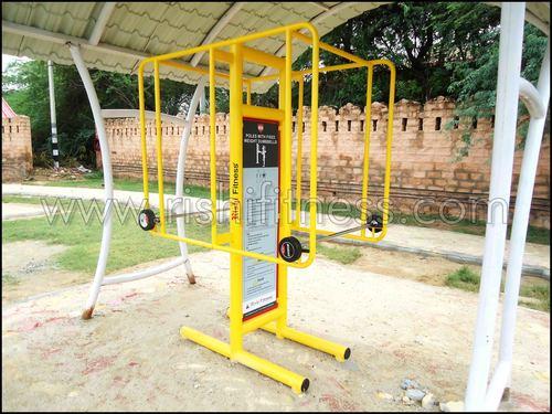 Poles Fixed Weight Dumb Machine