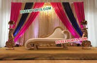 Wedding Italian Couch Love Seat