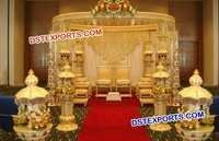 Latest Wedding Ganesha Mandap
