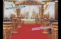 Royal Crown Wedding Mandap