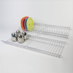 Stainless Steel Kitchen Glass Tray