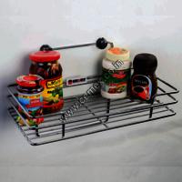 Stainless Steel Kitchen Single Shelf