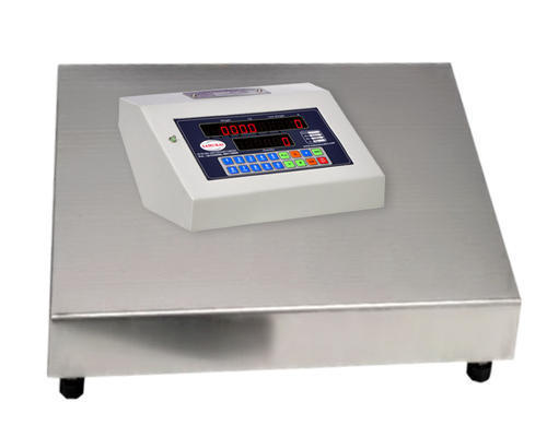 Stainless Steel Platform Weighing Scale