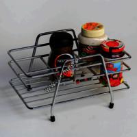 Stainless Steel Kitchen Spice Rack