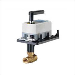 Ball Valves With Actuators