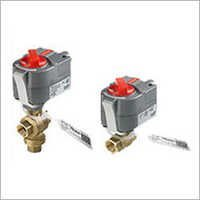 Control Ball Valves With Actuators
