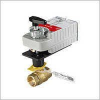 2 Way Ball Valve With Actuators