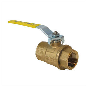 2 Way Brass Manual Ball Valve