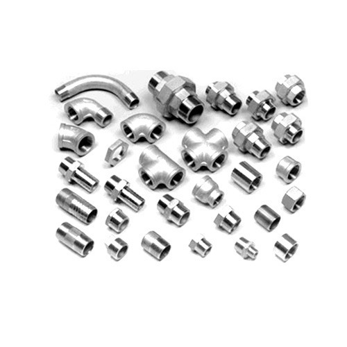 Stainless Steel Socket Weld Pipe Fittings