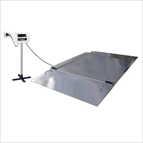 Low Profile Weighing Scale
