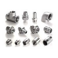 IBR Alloy Steel Socket Weld Pipe Fittings