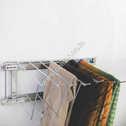 Stainless Steel Wardrobe Accesories