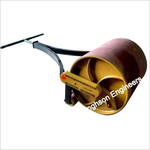 Manual Pitch Roller