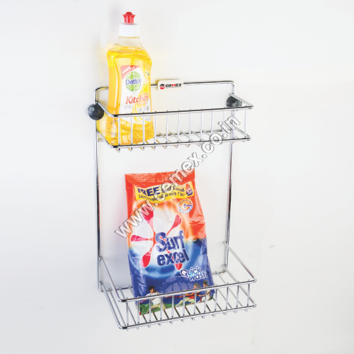 Stainless Steel Bathroom Detergent Holder Manufacturer Supplier - Bathroom detergent