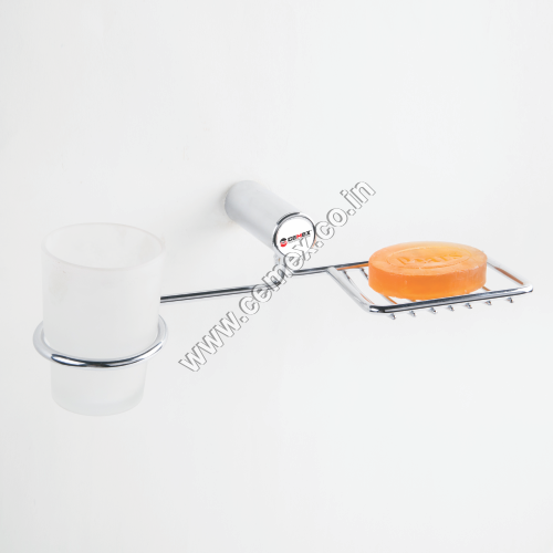 Stainless Steel Soap and Tumble Holder