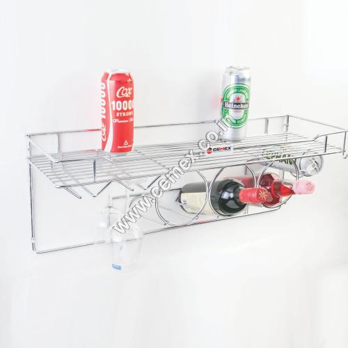 Stainless Steel Bar Rack