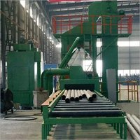 YG Series Round Steel Shot Blasting Machine