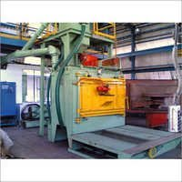 Table Shot Blasting Machine