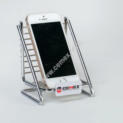 Stainless Steel Mobile Holder