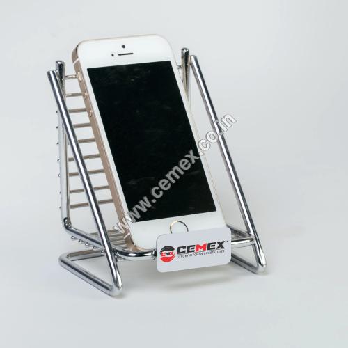 Stainless Steel Mobile Holder
