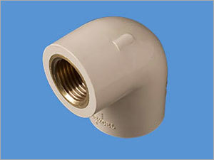 CPVC Brass Threaded Elbow