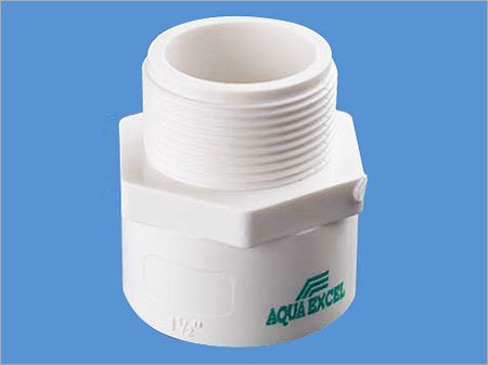 Threaded Plastic Male Adapter