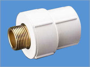 Threaded Brass Male Adapter