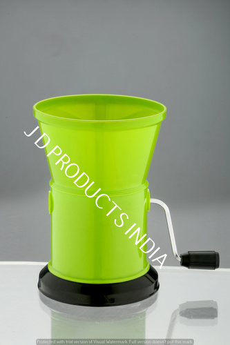 Plastic Round Chilly Cutter