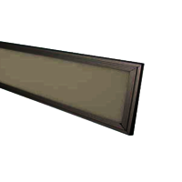 LED Side Lit Rectangular Panel