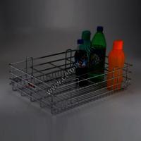 Stainless Steel Kitchen Bottle Basket
