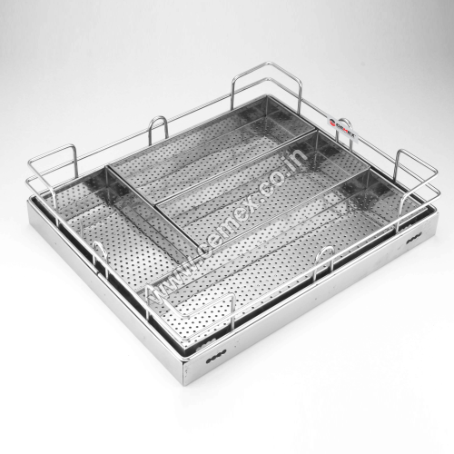 Stainless Steel Box Partition Cutlery