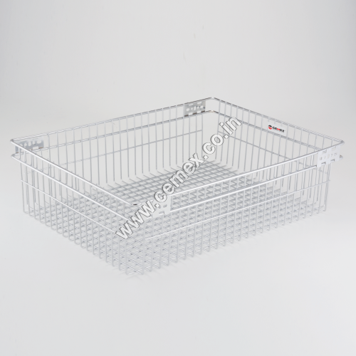 Stainless Steel Vegetable and Grain Trolley