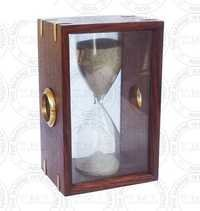 Wooden Boxed Sand Timer (5 Min)