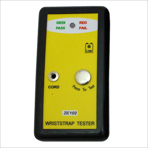 ESD Wrist Strap Tester