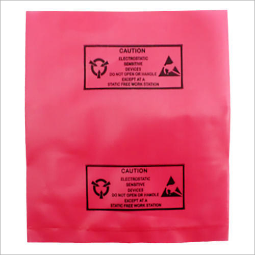 Antistatic Pink Bag
