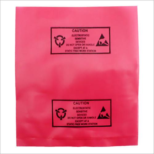 Antistatic Pink Bag