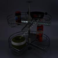 Stainless Steel Carousel