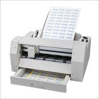 Saga Rotary Sheet Cutting Machine