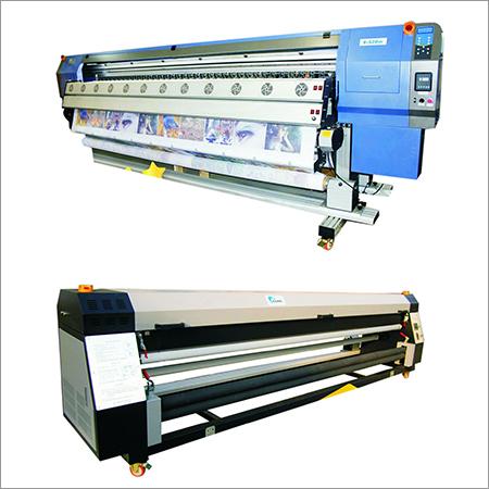 Allwin Sublimation Printing Machine