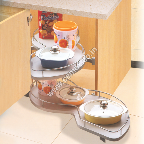 Stainless Steel Kitchen Swing Corner