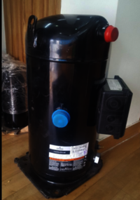 COPELAND SCROLL COMPRESSOR ZR310