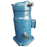 High Performance Scroll Compressor