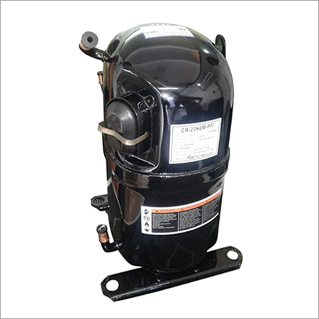 Solid AC Compressor