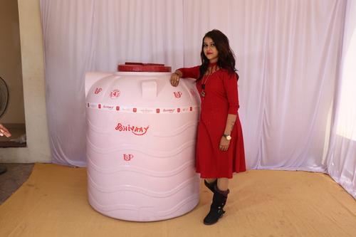 5000 litre pvc water tank